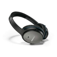 BOSE QuietComfort25有源消噪头戴式耳机 QC25主动降噪耳罩式耳机 黑色