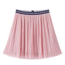 POLO SPORT 女童半裙(梭织)83PH34207 粉红色 140cm