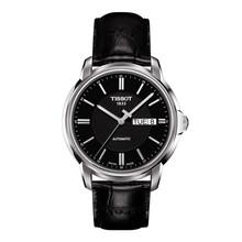 天梭 TISSOT 手表瑞士品牌海星恒意系列机械新利娱乐下载腕表 T065 430 16 051 00